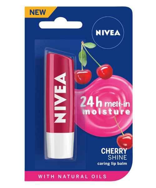NIVEA FRUITY SHINE CHERRY LIP BALM