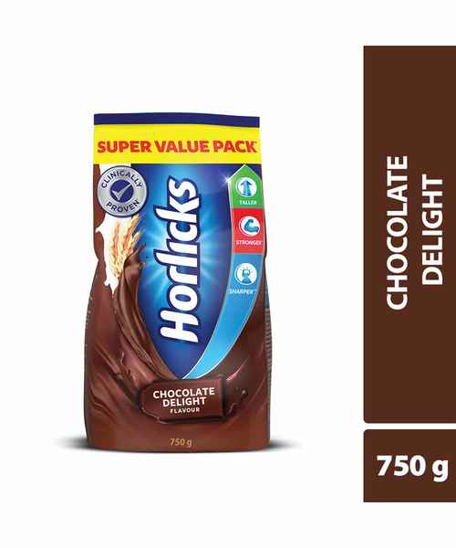 HORLICKS CHOCOLATE 750GMS REFILL
