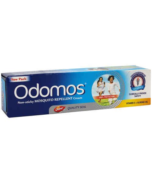 ODOMOS VITAMIN E MOSQUITO REPELLENT CREAM 100GM