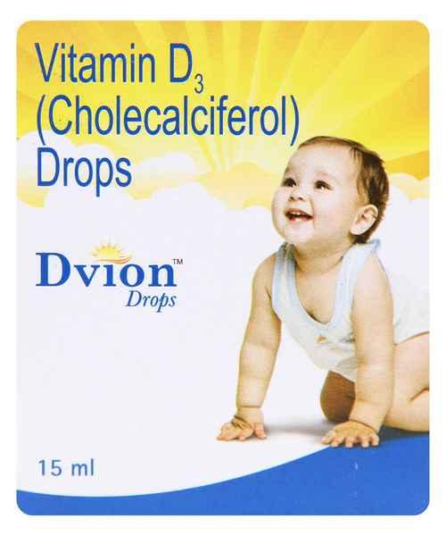 DVION 15ML DROPS
