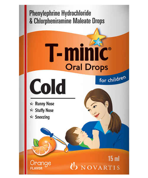 T-MINIC 15ML DROPS