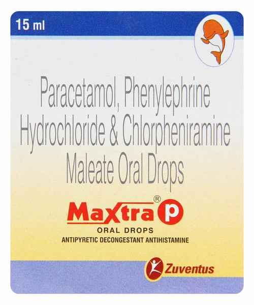 MAXTRA P 15ML DROPS