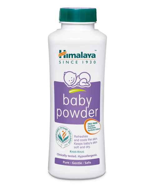 HIMALAYA BABY POWDER 200GM